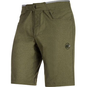 Mammut Massone Shorts Men iguana melange